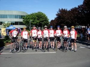 MS ride 2009