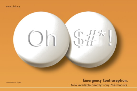 Blogging for Emergency Contraception (2/2)