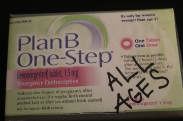 A Victory for Feminism (and a chance to plug my book)  #emergencycontraception (1/2)