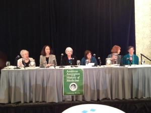 AAHM Griswold panelists